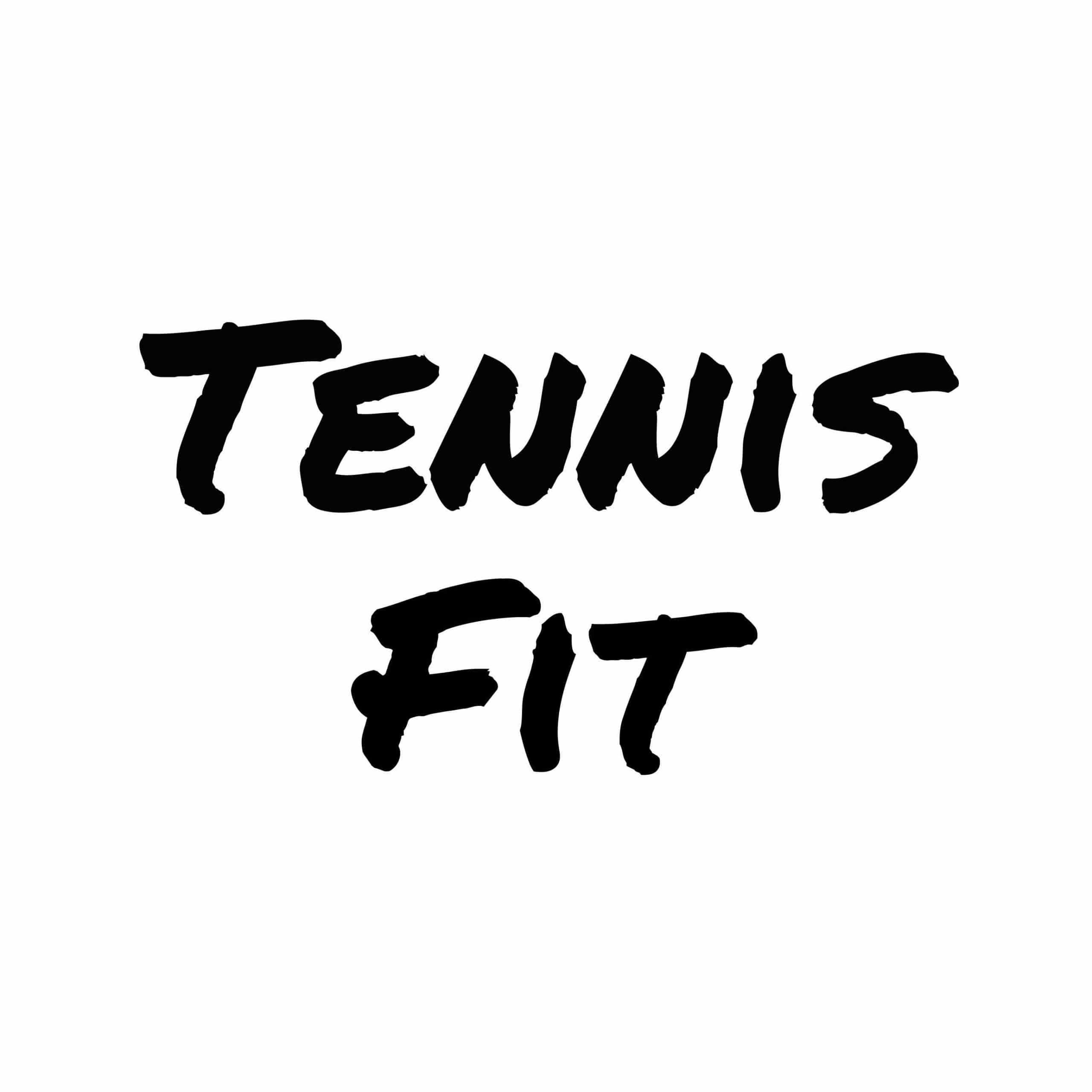 TennisFit® - World's Ultimate Tennis Training App